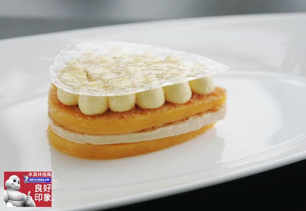 澳门米其林三星餐厅 天巢法国餐厅主厨和美食介绍