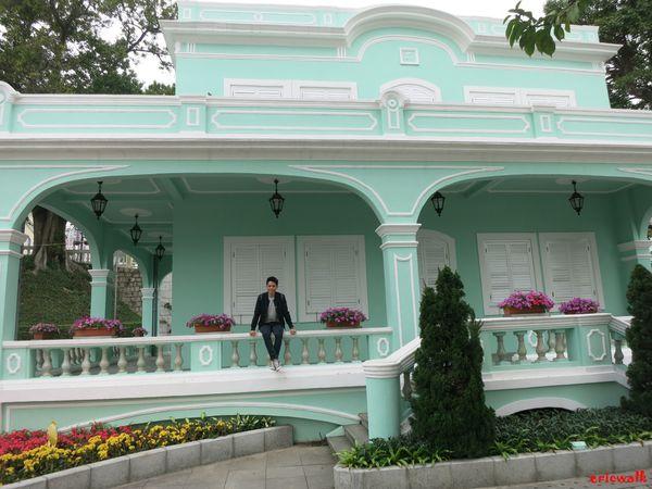 龙环葡韵住宅式博物馆,澳门八景,认识葡国文化